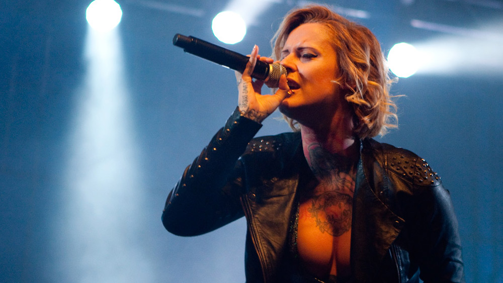 Jennifer Rostock, Foto: Jens Becker