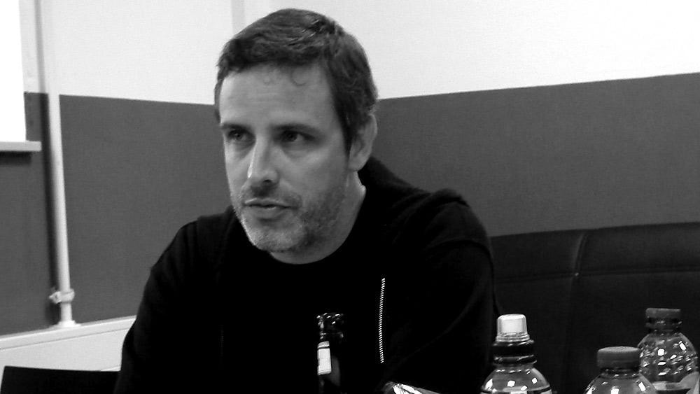 Nathan Gray im Interview, Foto: Angela Assmuth