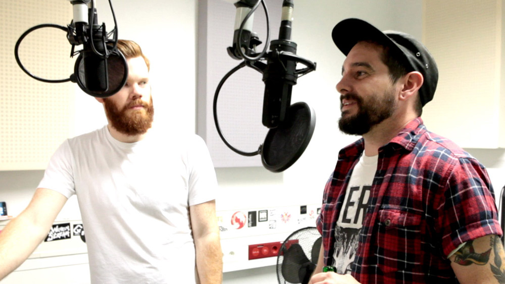 Interview mit Paper Arms 2014