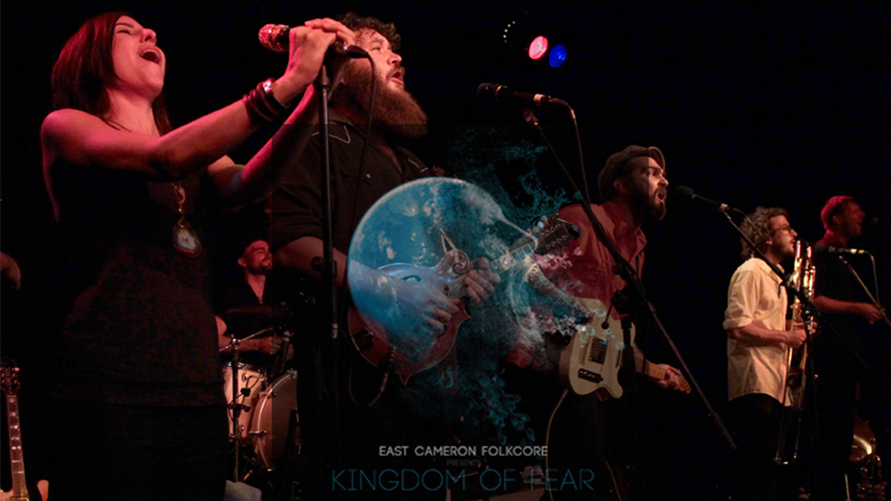 East Cameron Folkcore Kingdom Of Fear Review