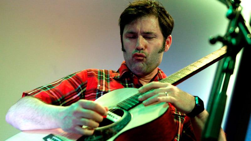 Joey Cape unplugged in Dortmund, Foto: Jens Becker