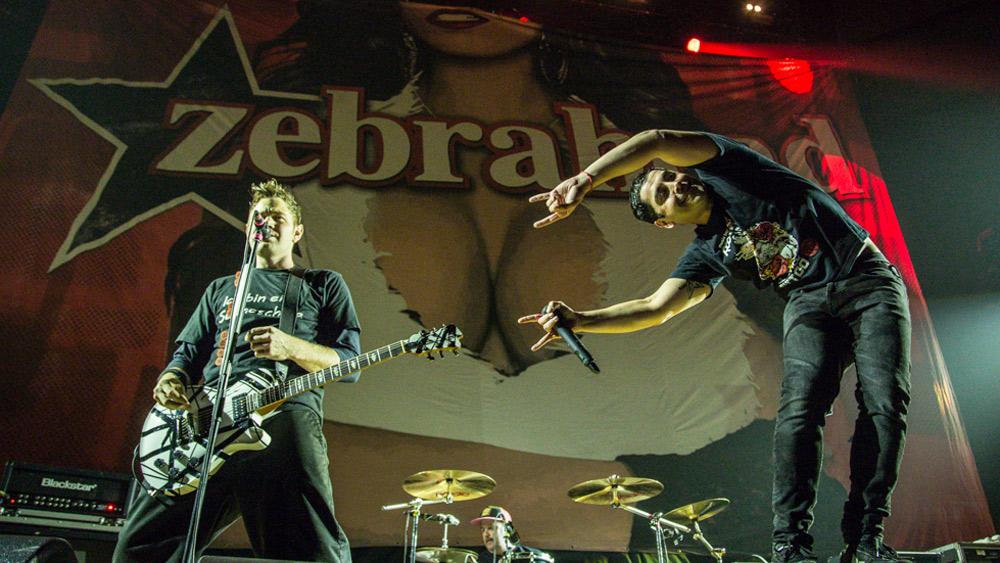 Zebrahead, Foto; Kirsten Otto